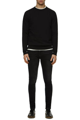 Mens Sweatshirt 86 Black