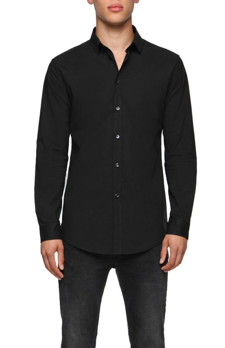 Mens Shirt 87 Black