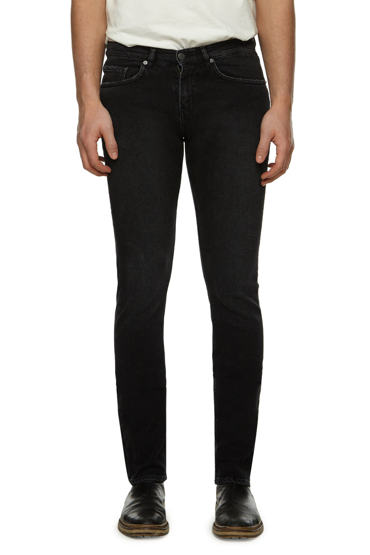 Mens Jeans 5 Denton Black