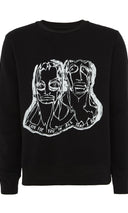 Unisex Sweatshirt 96 Black