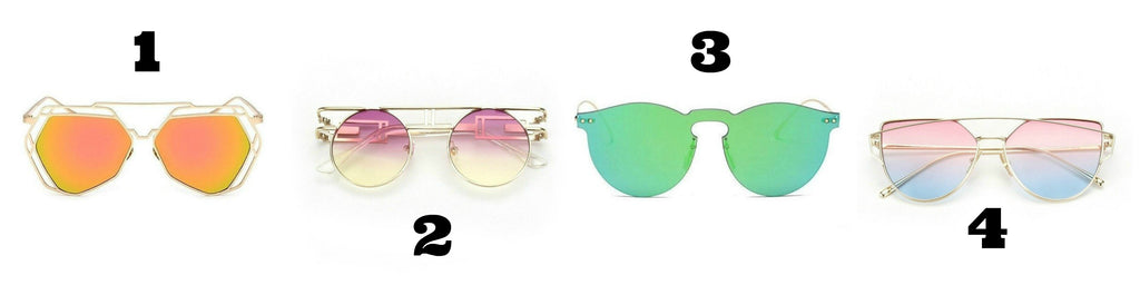 Gradient lens sunglasses - Own Saviour - free delivery