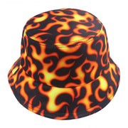 Flame Bucket Hat - Own Saviour - Free worldwide shipping