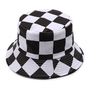 Big Checkerboard Bucket Hat - Own Saviour - Free worldwide shipping