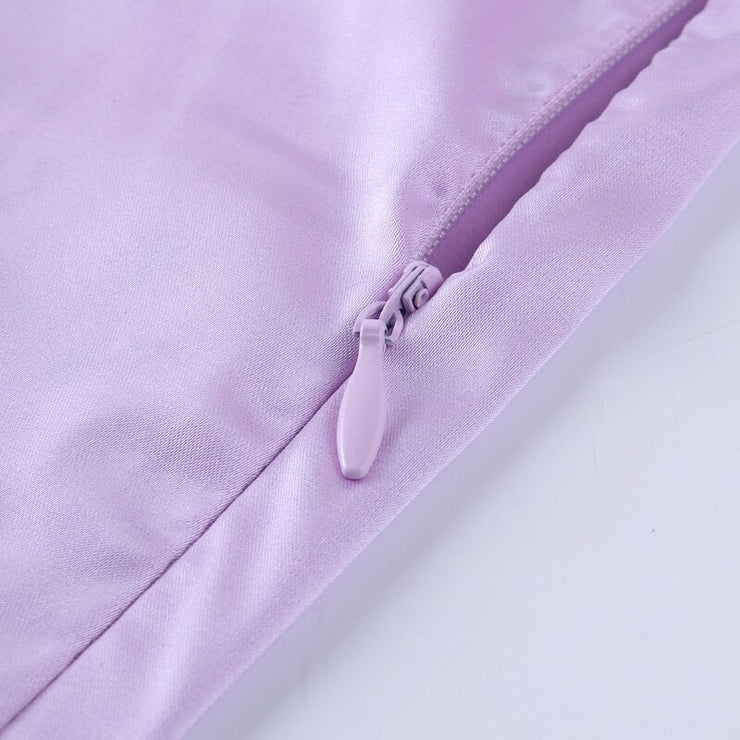Purple Suspender Top - Own Saviour - Free worldwide shipping