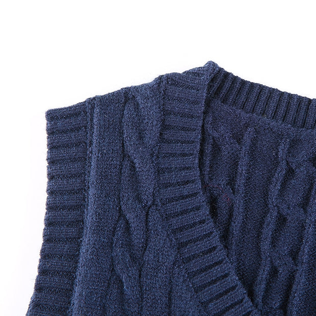 Knitted Tank Sweater Top - Own Saviour