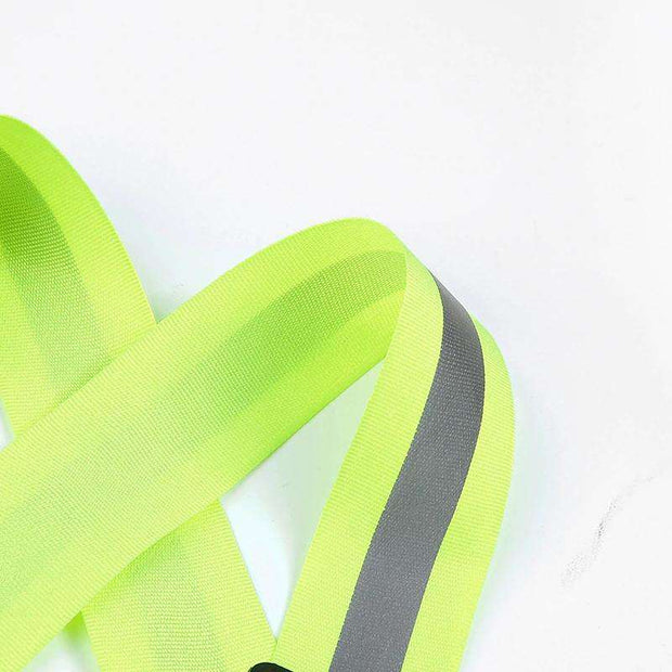 Neon Reflective Body Belt