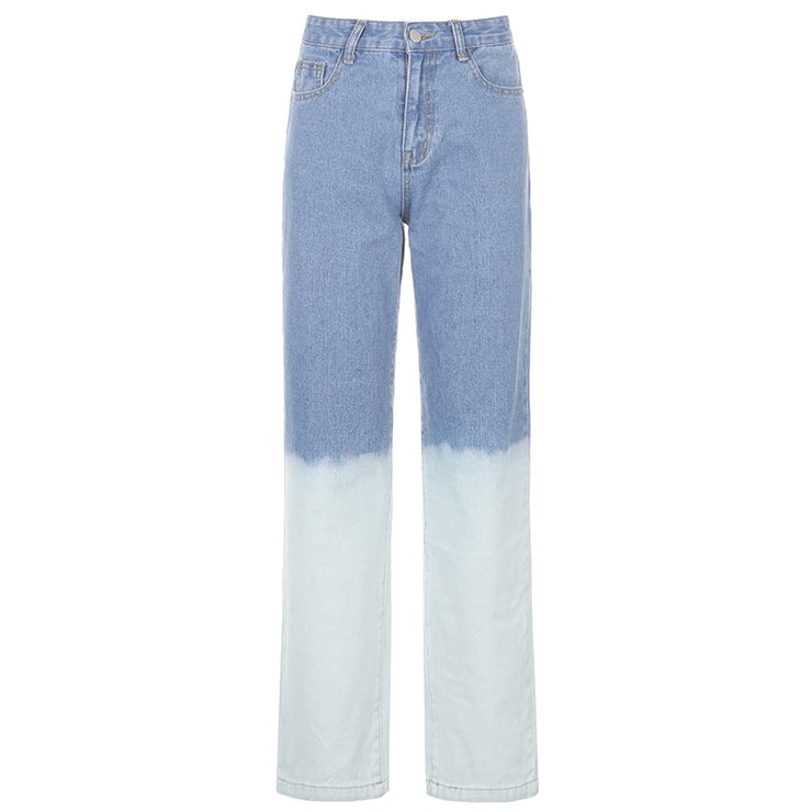 Bleach Ombre Jeans - Own Saviour - Free worldwide shipping