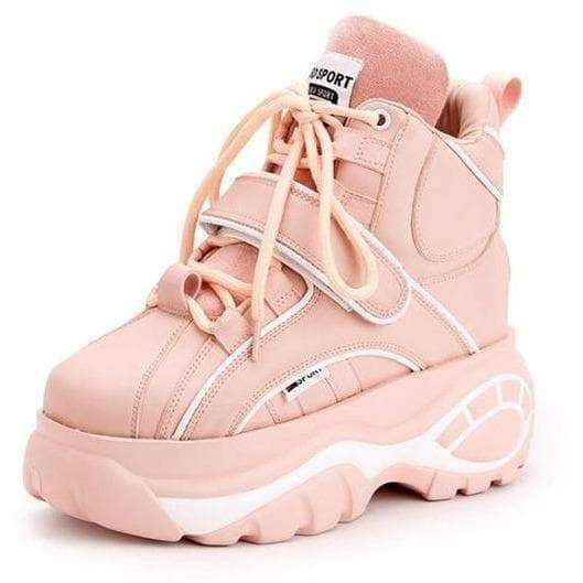 Alice Chunky Platform Trainers   Own