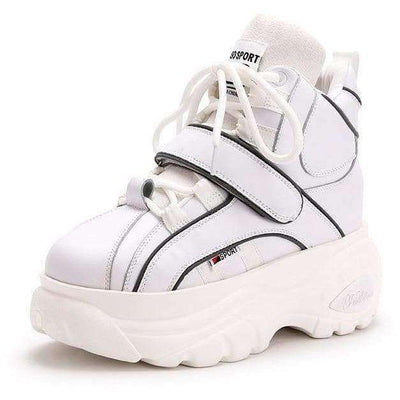 Alice Chunky Platform Trainers - Own Saviour - Free worldwide shipping