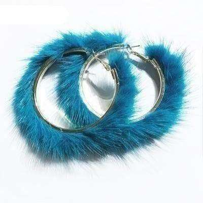 Beast Furry Hoops - Own Saviour