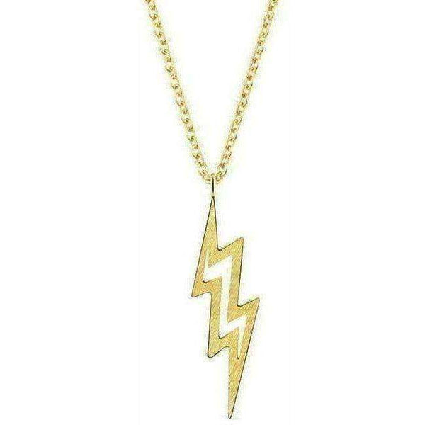 Bolt Necklace-Own Saviour