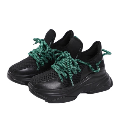 Sadie Chunky Platform Trainers - Own Saviour - Free worldwide shipping