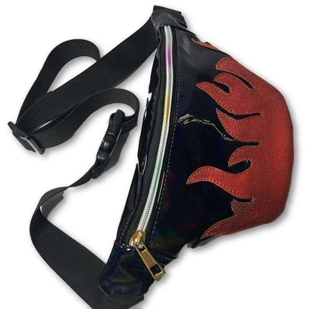 Flame Waist Bag - Own Saviour - Free worldwide shipping