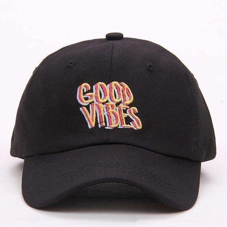 Good Vibes Dad Hat - Own Saviour - Free worldwide shipping