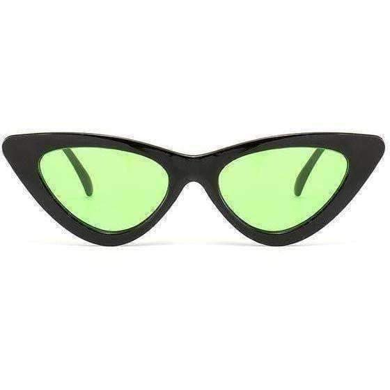Coloured retro cateye sunglasses - Own Saviour