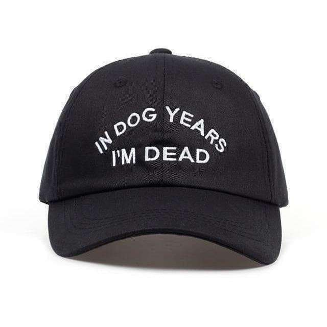 In Dog Years Dad Hat-Own Saviour