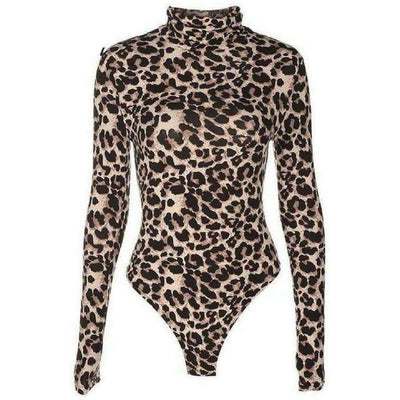 Jungle Cat Bodysuit - Own Saviour
