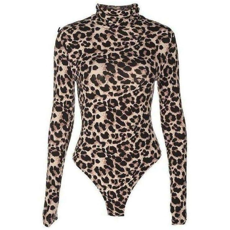 Jungle Cat Bodysuit-Own Saviour