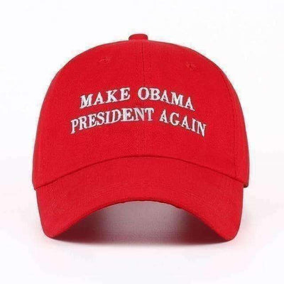 Make Obama President Again Dad Hat - Own Saviour - Free worldwide shipping