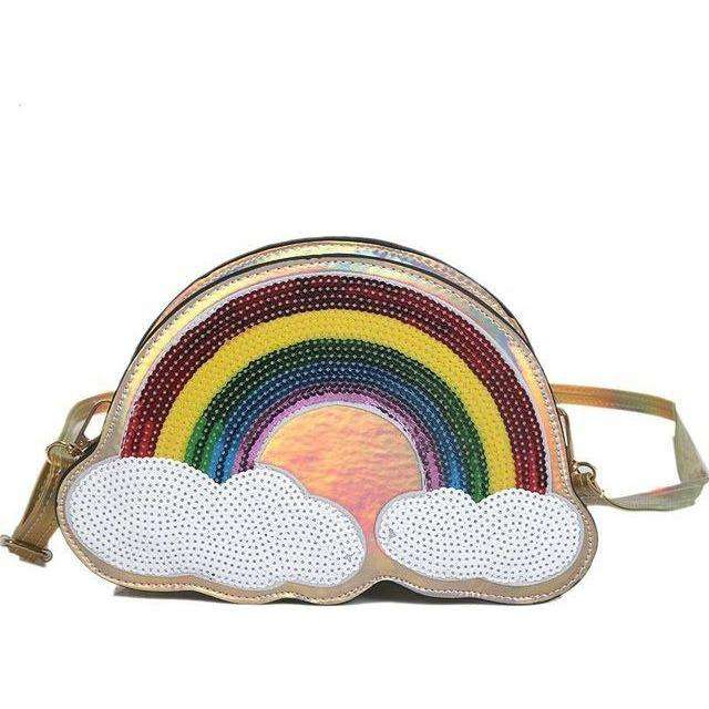 Over The Rainbow Shoulder Bag - Own Saviour - Free worldwide shipping