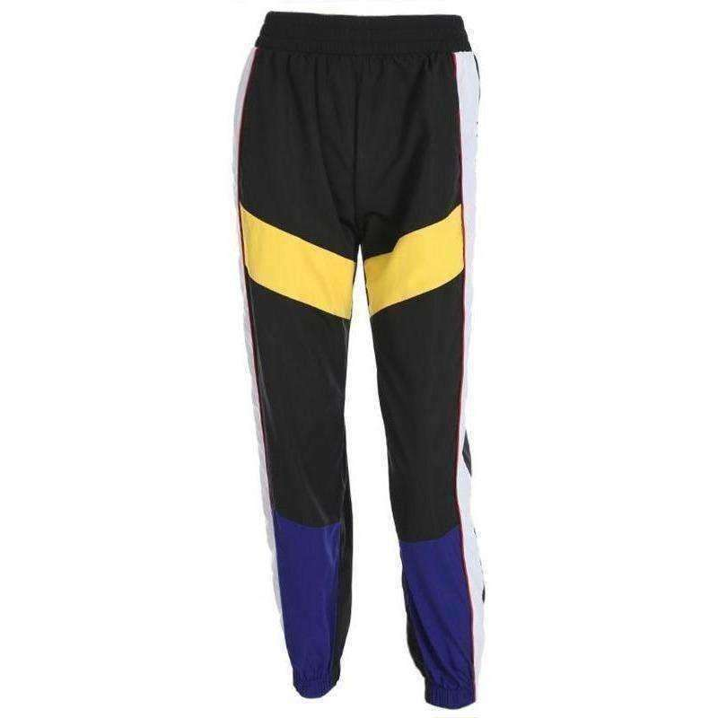 Primary Block Colour Joggers-Own Saviour