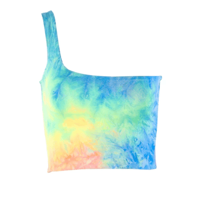 Tie Dye Crop - Own Saviour