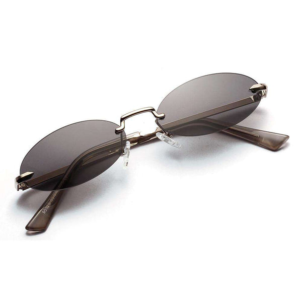 Frameless Oval Shades