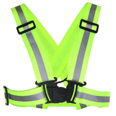 Neon Reflective Body Belt - Own Saviour - Free worldwide shipping