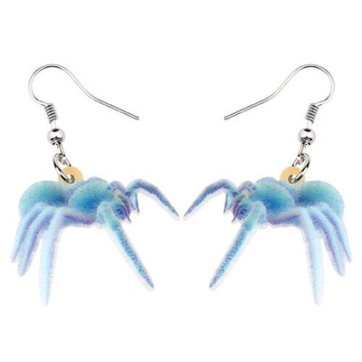 Dangling Spider Earrings - Own Saviour - Free worldwide shipping