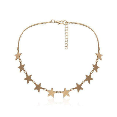 Star Collar Necklace - Own Saviour - Free worldwide shipping