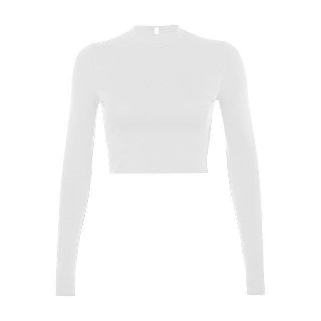 Basic Long Sleeve Top - Own Saviour - Free worldwide shipping