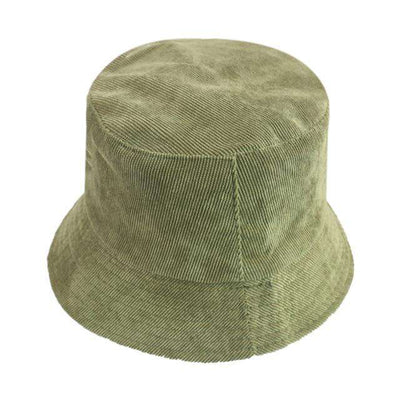 Cord Bucket Hat - Own Saviour - Free worldwide shipping
