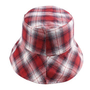 Plaid Bucket Hat - Own Saviour - Free worldwide shipping