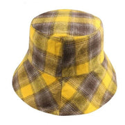 Plaid Bucket Hat - Own Saviour