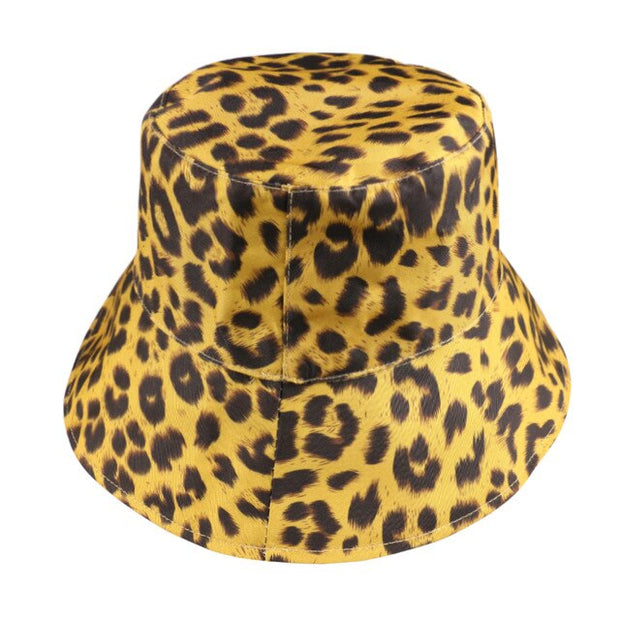 Leopard Print Bucket Hat - Own Saviour - Free worldwide shipping