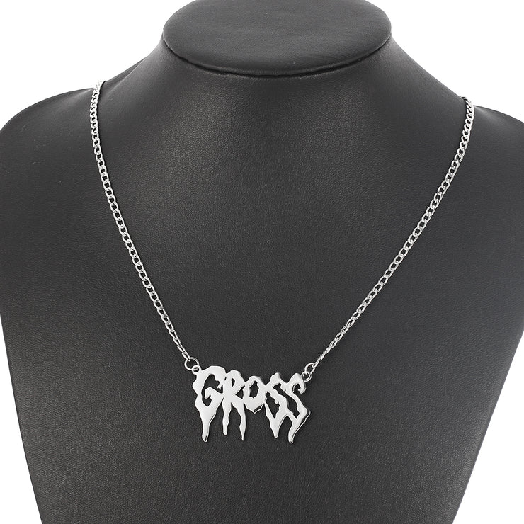 GROSS Necklace - Own Saviour - Free worldwide shipping