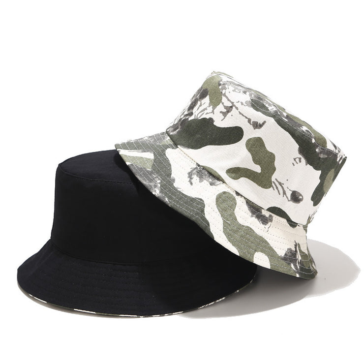 Camouflage Reversible Bucket Hat - Own Saviour - Free worldwide shipping