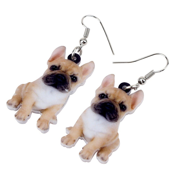 Frenchie Earrings - Own Saviour - Free worldwide shipping