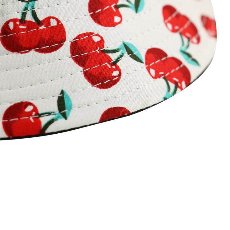 Cherry Cherry Bucket Hat - Own Saviour