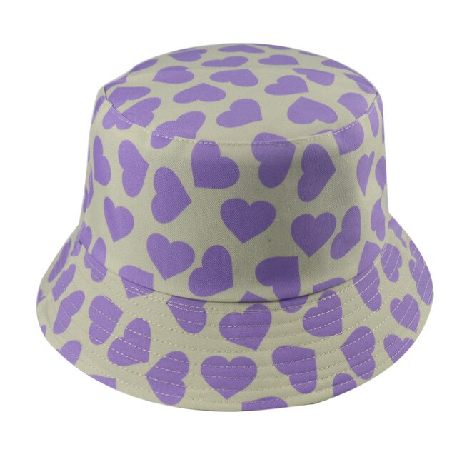 Heart Bucket Hat - Own Saviour - Free worldwide shipping