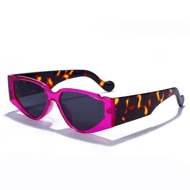 Neon Lens Frame Shades - Own Saviour - Free worldwide shipping