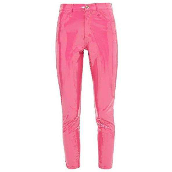 Candy Faux Leather Pants - Own Saviour