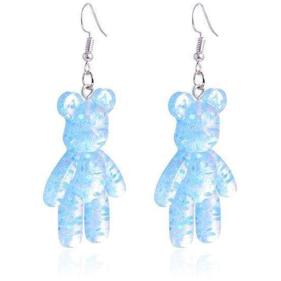 Bear Drop Earrings - Own Saviour