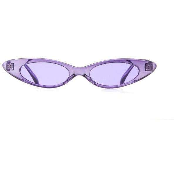 Ella Narrow Cat Shades - Own Saviour - Free worldwide shipping