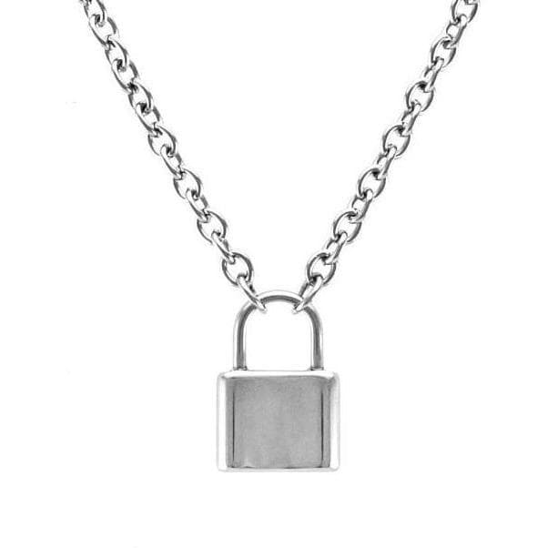Long Lock Necklace - Own Saviour - Free worldwide shipping