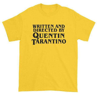 Written + Directed by Tarantino Tee - Own Saviour