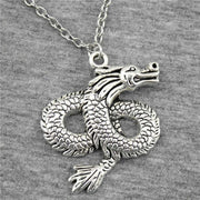 Dragon Pendant Necklace - Own Saviour
