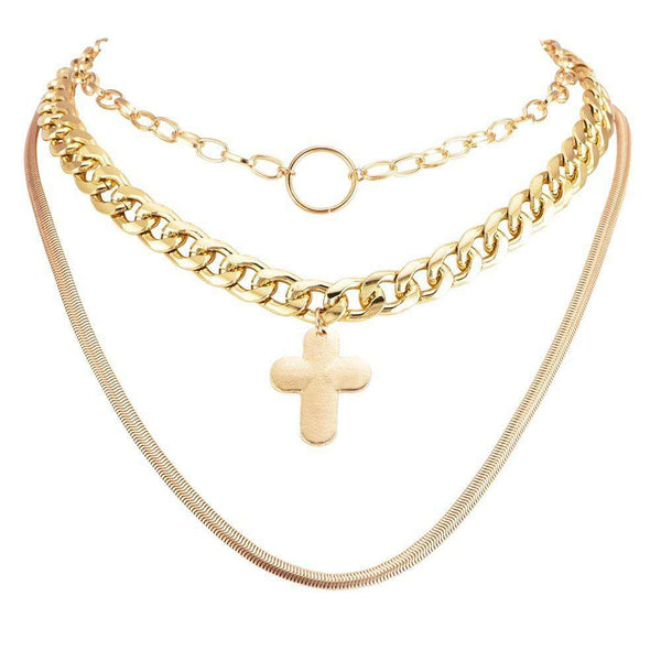 Three Layer Cross Chain