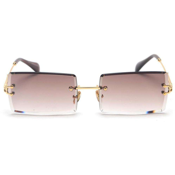 Holly Narrow Rectangle Shades - Own Saviour - Free worldwide shipping