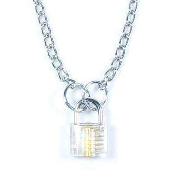 Candy Lock Necklace - Own Saviour - Free worldwide shipping